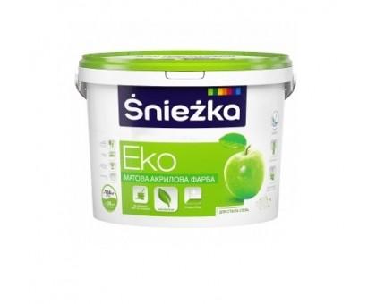 Sniezka ЕКО 4,2кг (3л)